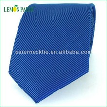 Fashion Yong Mens Blue Ties