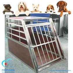 Aluminium Alloy Beautiful Vet Cage For Small Animal
