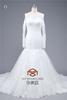 Hot Online SHMY-W195 Long Sleeve Off Shoudler Lace Mermaid Wedding Dress