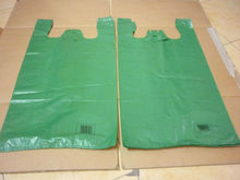 Recycle T-shirt Plastic Bag with good price