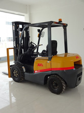 good quality gasoline 3 ton forklift,new forklift with hydraulic steering torque converter,straight fork forklift