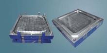 profissionais de design de câmara quente de injeção de plástico pallet mould