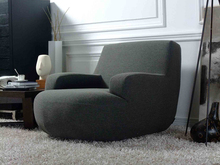 DIVANY Living Room sectional sofa l shaped/round corner sectional sofa/throne shfa chairs modern(D-42)