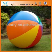 cheap pvc large golf ball