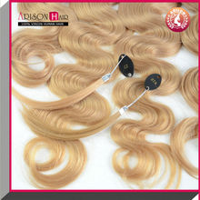 bottom price 7a hot selling no shedding no tangle 8-36inch body wave russian 613 blonde hair weave extensions