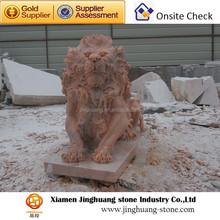 Famous Marble Lion Sculpture