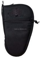 Tactical Pistol Case 9.5-inch Gun Case/Swat Tactical Desert Drop Leg Pistol Holster Tan Bag