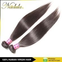 Alibaba China Vendors Luxury Virgin Brazilian Hair