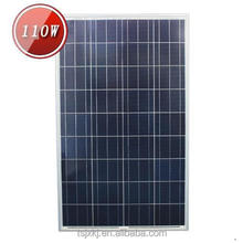 Photovaltaic PV Panel Solar Module 120v solar panel from Chinese factory directly under low price per watt