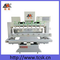8-Head 3D CNC router for cylindrical woodworking 2512