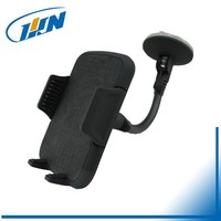 Most Popular Pc + Abs rubber oil Car phone Holder With 360 Rotation Universal Car Holder For Mobile Phone