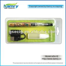 2012 new product ego-q e cigarette with strong smog with ce4 plus clearomiazer