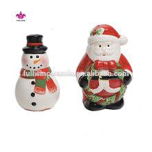 venta al por mayor de navidad sal y pimienta agitador