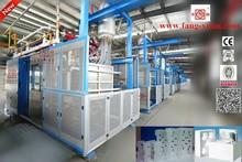 Fangyuan eps foam molding machine styrofoam production line styrofoam moulding machine