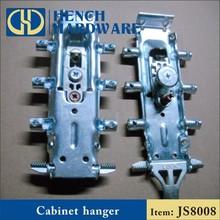 Kitchen cabinet hardware magnetic wall hanger