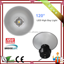 2015 new products on china market bridgelux chips meanwell driver 70w led high bay light