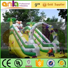 factory outlets inflatable slip and slide with great price