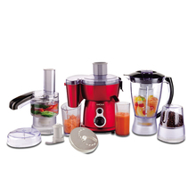500W 7 in 1 stainless steel blade 2 speeds and 1 pulse function food processor