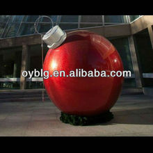 2013 new hot sales Decorative Gift box colorful Christmas balls