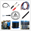 Jiukai 1x2.5mm2 Solar Kits Cable Solar Photovoltaic Cable for solar panel system and solar power system