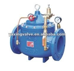 casing iron Sluice valve for reduce pressure