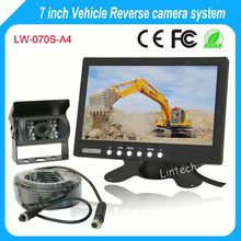 2014 NEW 7 inch race car camera for European markets