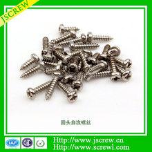 Kinds of screws philips pan head self tapping screws