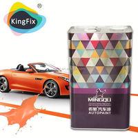2-year shelf life acrylic polyurethane acrylic colour paint with high-performance hardener
