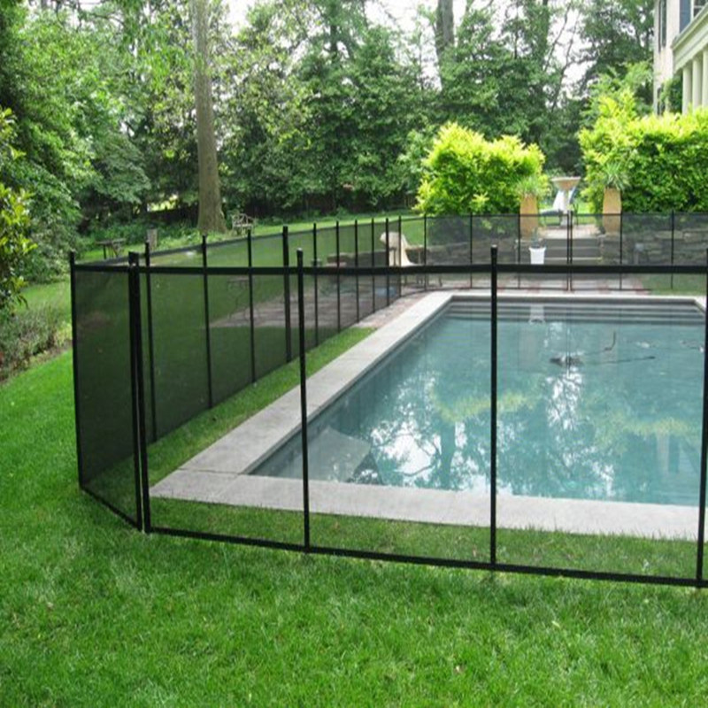 2014 swimming pool safety fencing safety pool fence 20 years factory buy swimming pool fence for Swimming pool safety fence prices