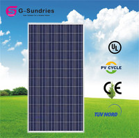 Reliable performance high effiency best price rec solar panels
