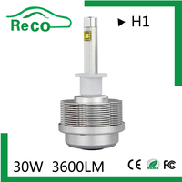 LED headlight bulbs china auto accessory waterproof IP68 30w 3600lm power tiger auto accessory for car light in auto accessory