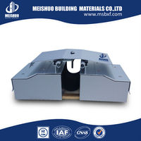 Meishuo MSWGJ aluminium roof expansion joint covers/new design