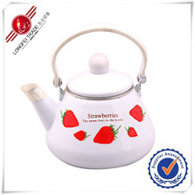 Best Selling 2015 New Products Enamel Teapot/ Enamel Tea Kettle/Enamel Kettle