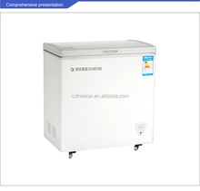 200L top open door deep freezer