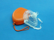 High quality CPR pocket mask with One Way valve