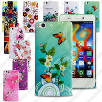New arrival TPU back Case for Gionee E6.Rubber skin bag cover for Gionee E6