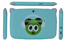 4.3 inch mini size wifi Kids tablet in RK2926 512MB+4GB Android 4.2 camera x 2