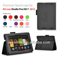 Stand leather case cover for Amazon Kindle Fire HD 7 2013