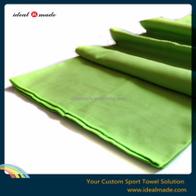 Soft Sweat Absorption Special Unique Dyed Microfiber Yoga Mat Towel Yoga Gymnastic Carpet Supplier