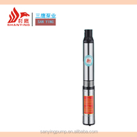Submersible Deep Well Pump Poultry Farm Equipment