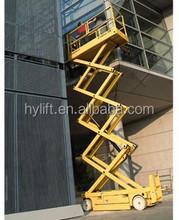 Hidráulico - automotriz ascensor de tijera para el centro comercial