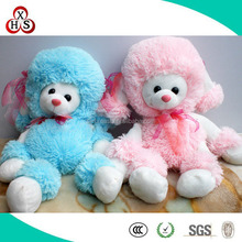 Wholesale Soft Stuffed 2015 Chinese New Year Big Stuffed Plush Lamb For Kids Gift