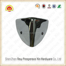 Custom hardware Stainless steel silicone rubber table corner protector
