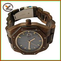 2014 newest style and sport style ,popular man's wooden watches