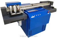 New Product Double Head Bottle UV Printer Machinery Made in China