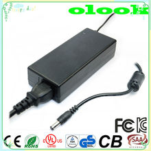 20V 4A AC DC Adaptor with CUL UL SAA GS KC C-tick ,etc approval