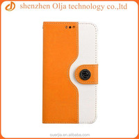 High quality mouse pu leather case for samsung, for samsung galaxy s5 I9600 flip leather case