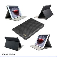 Kakusiga 2015 leather case for ipad universal rugged tablet case