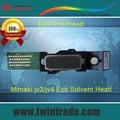 venta caliente ecosolventes piezas de la impresora original dx4 cabeza para la impresora mimaki