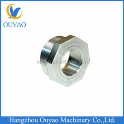 High Quality Stainless Steel Aluminum Female NPT BSP Thread Bushings